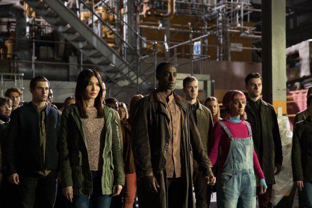 temporada 3 de humans