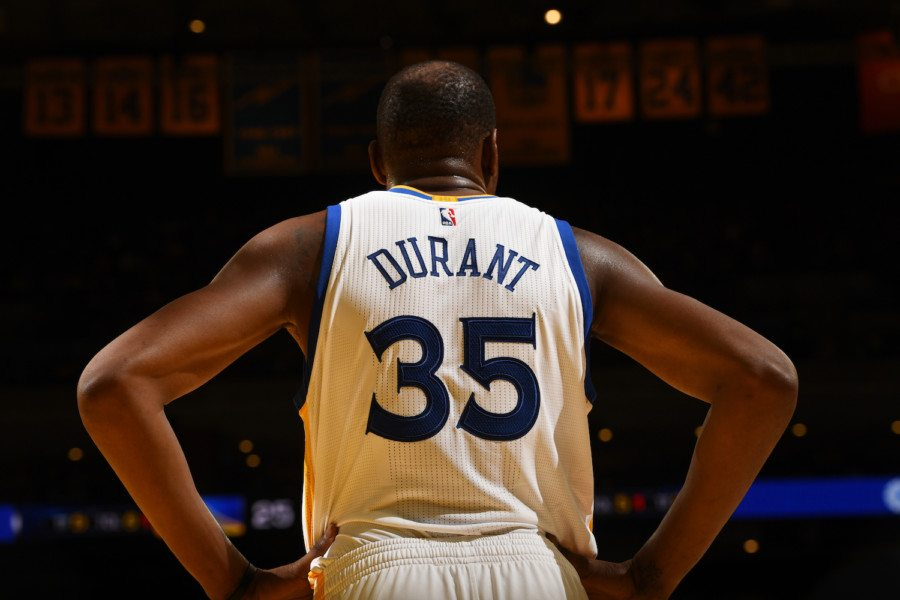 Series de Apple TV serie kevin Durant