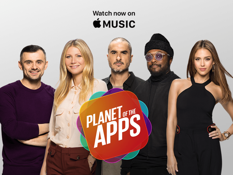 Series de Apple TV Planet of the Apps