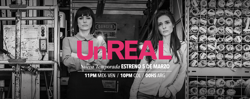 unreal temporada 3 lifetime latino