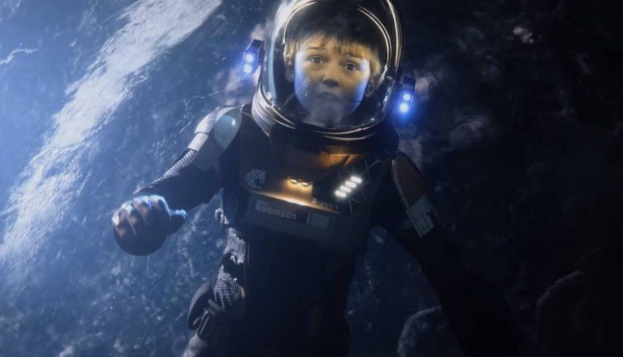 netflix lost in space 2018 serie