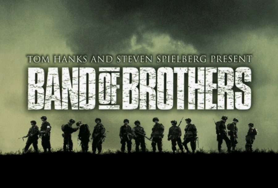 band of brothers series de spielberg