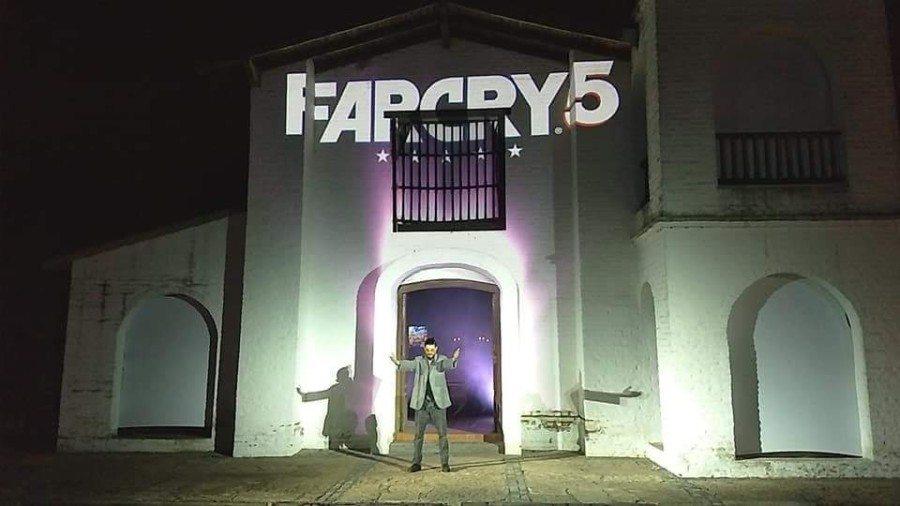 lanzamiento de far cry 5