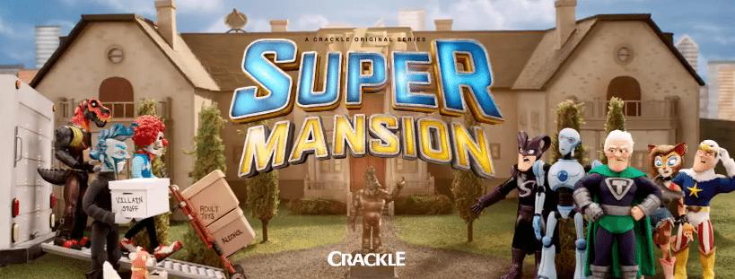 fecha supermansion temporada 3 crackle