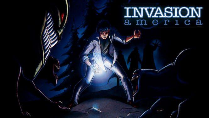 serie animada invasion america spielberg en tv