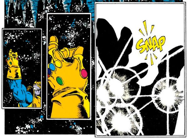 infinity war thanos comic