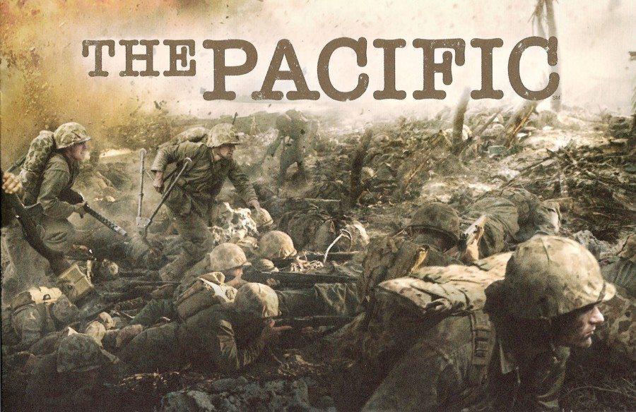 the pacific serie de spielberg