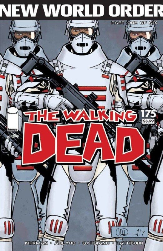 new world order The Walking Dead 8×14 nuevo orden