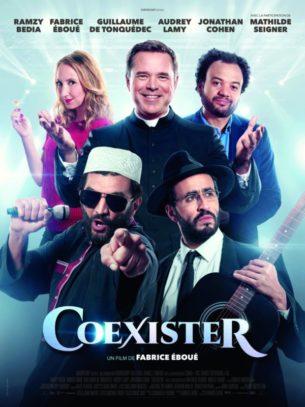 COEXISTER dios los cría y ellos... poster