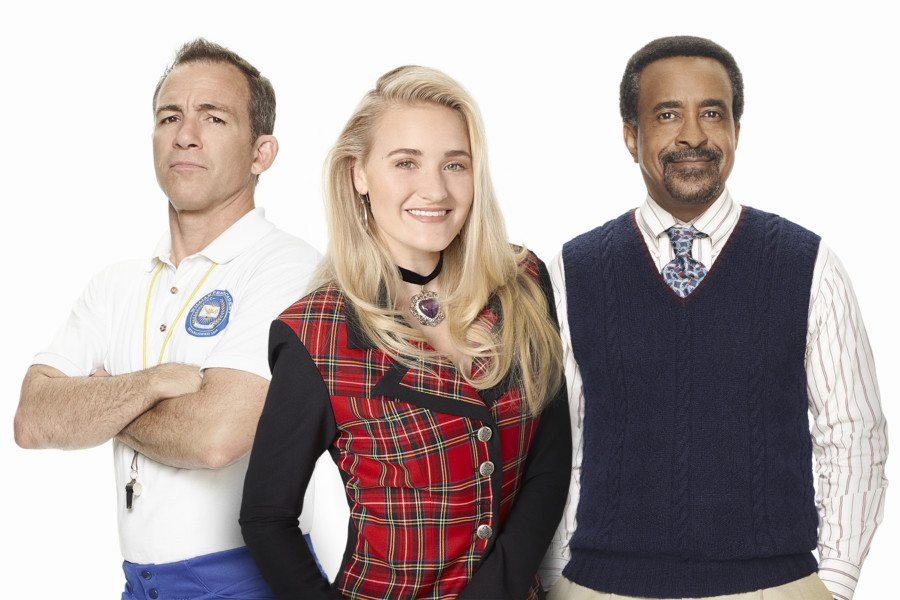 spinoff de the goldbergs serie Schooled abc