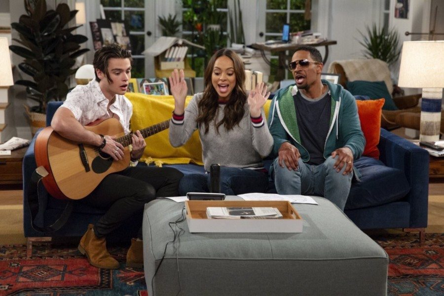 cbs serie Happy Together