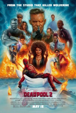 crítica deadpool 2