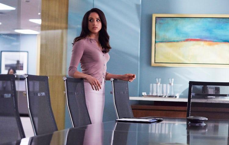 La carrera como actriz de Meghan Markle suits serie