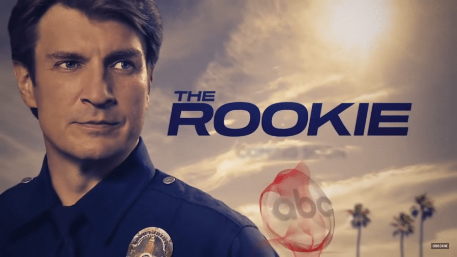 the rookie nathan fillion serie