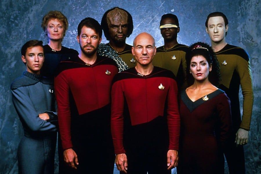 Las 100 mejores series de ciencia ficción