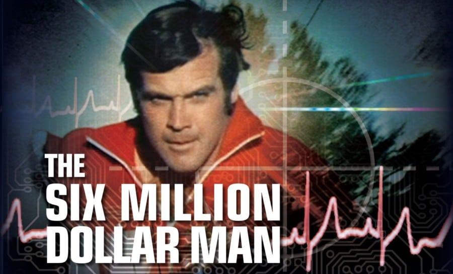 serie the six million dollar man