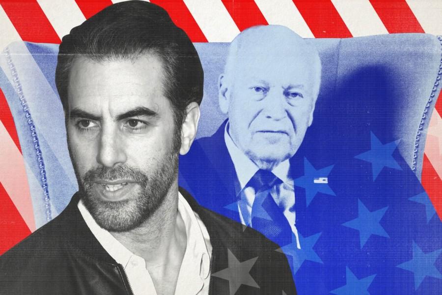 Who is América La serie de Sacha Baron Cohen