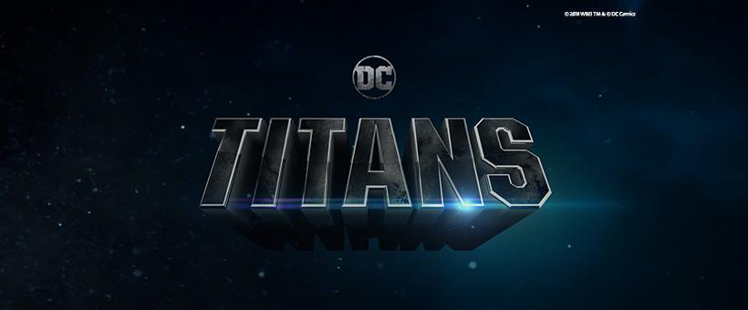 fecha serie titans live action dc universe
