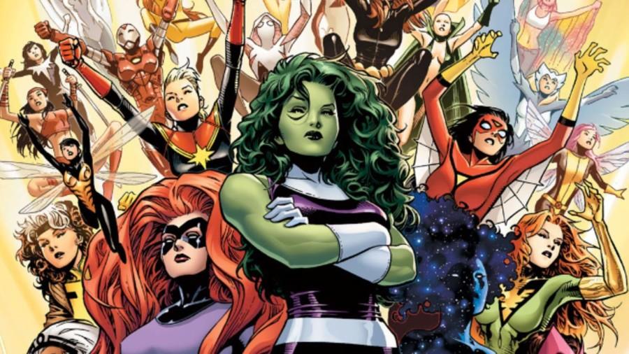 nuevas series Marvel