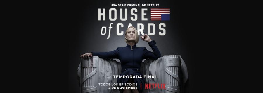 house of cards fecha final