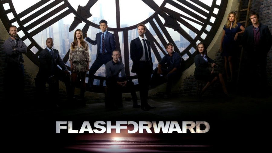 serie FlashForward series copia de lost
