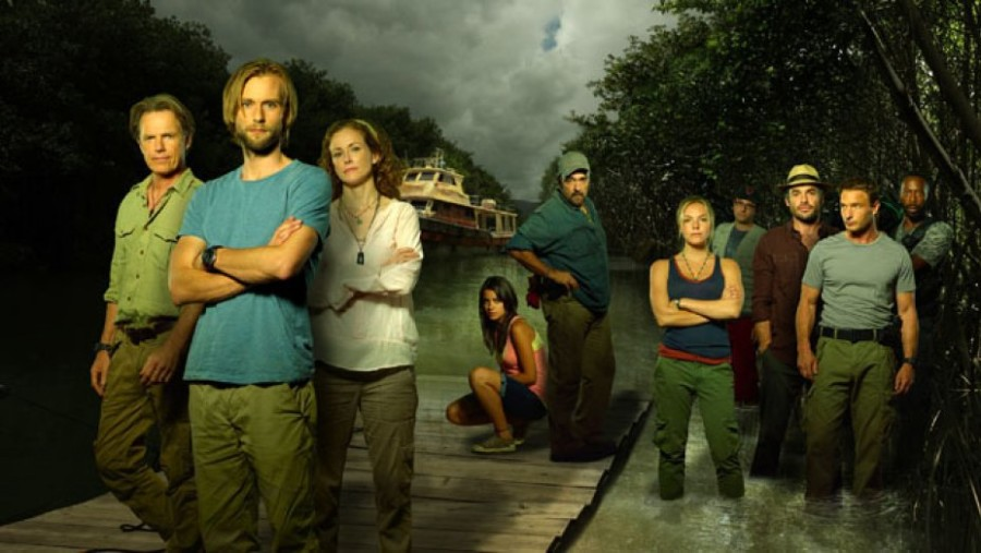 serie the river actividad paranormal