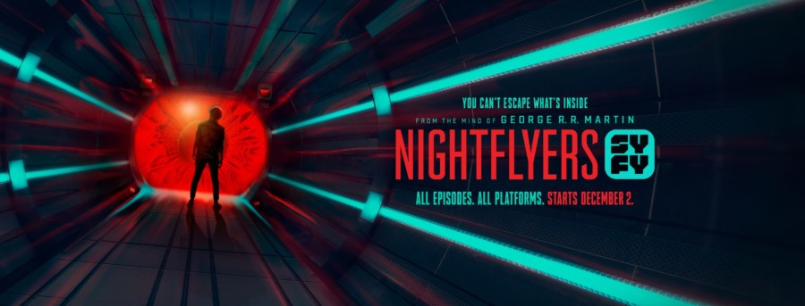 Nightflyers serie diciembre