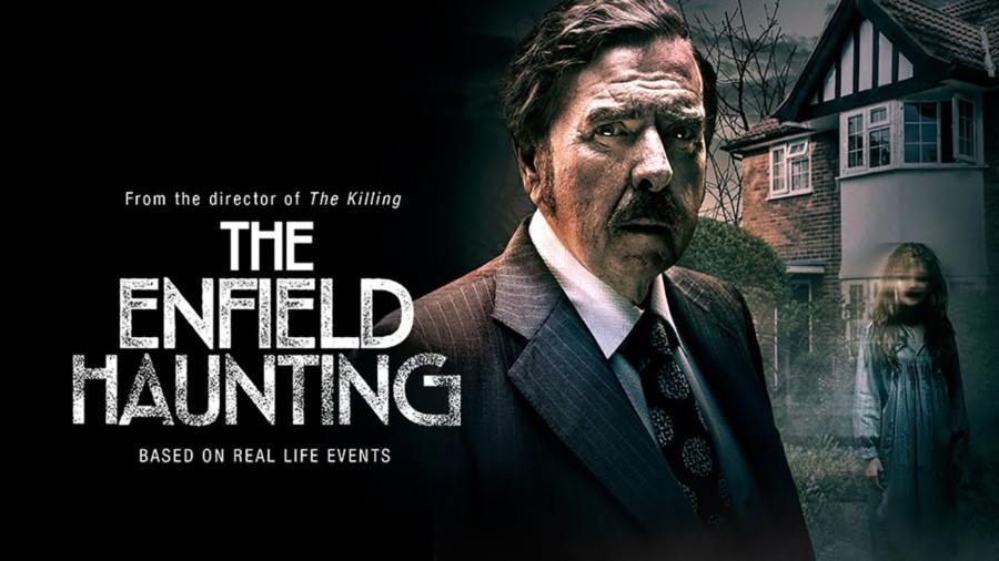 The Enfield Haunting serie inglesa series de casas embrujadas