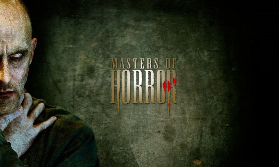 serie Masters of Horror showtime