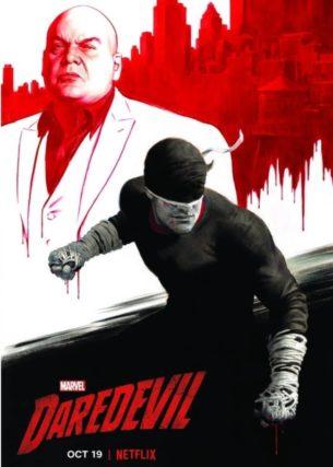 poster daredevil temporada 3