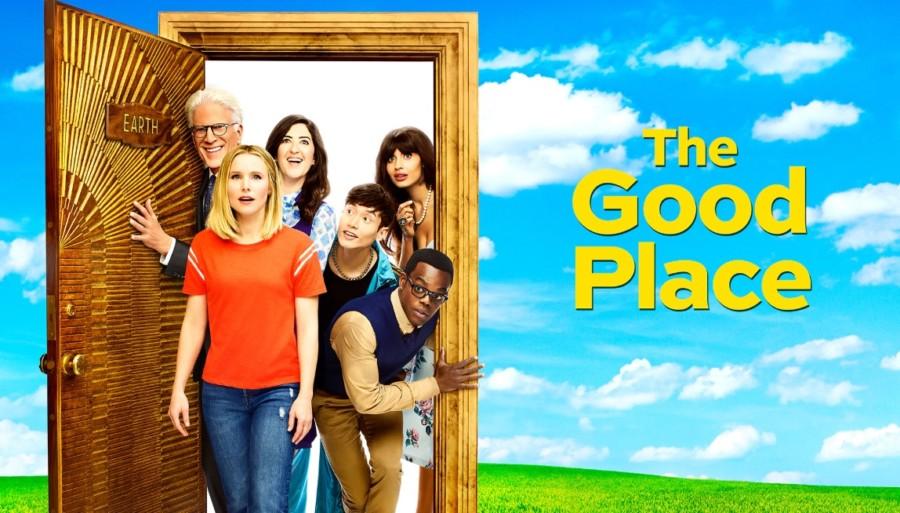 the good place series de comedia