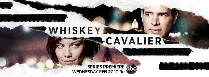 Whiskey Cavalier nueva serie laren cohan fecha