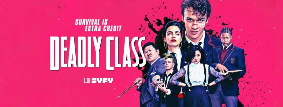 Deadly Class fecha serie