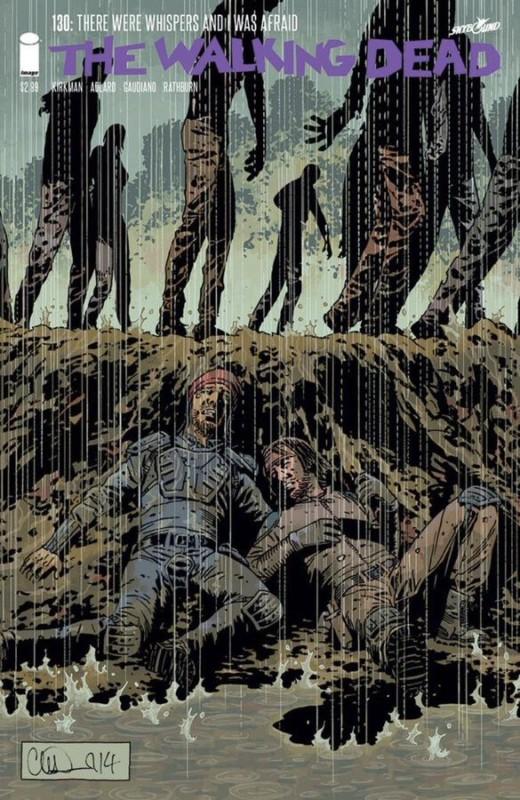 susurradores the walking dead temporada 9 comics