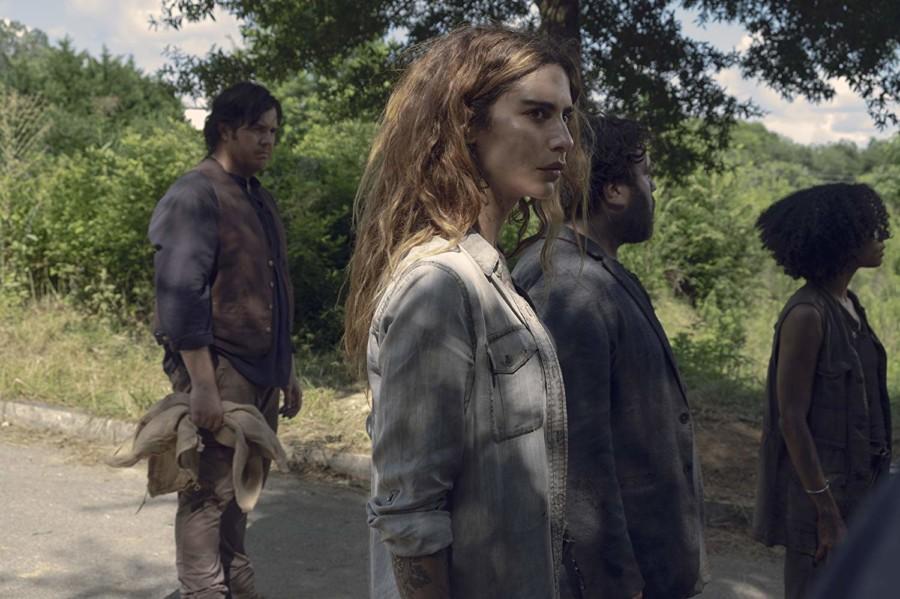 nuevos personajes the walking dead temporada 9