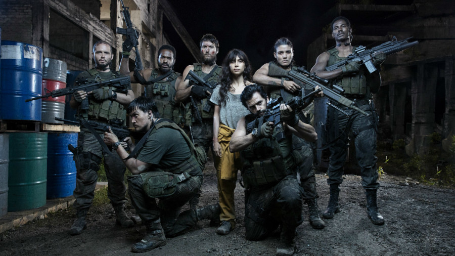 mil colmillos hbo colombia