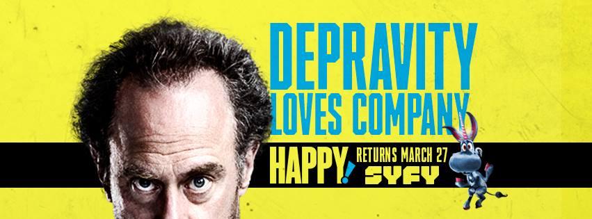 serie happy temporada 2 fecha