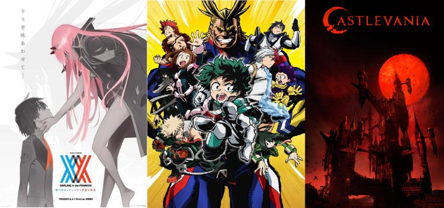 mejores series de animé de 2018