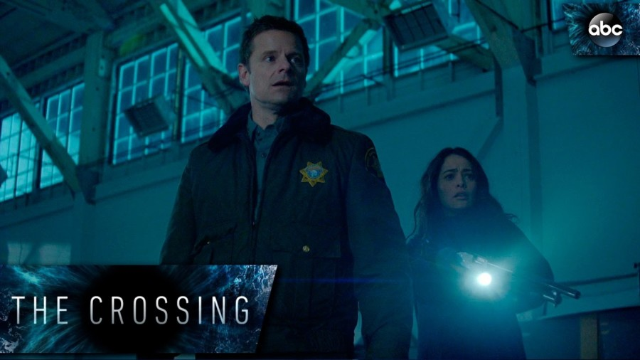 the crossing peores series 2018