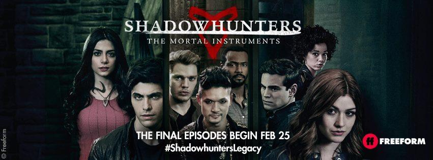 Shadowhunters final de serie