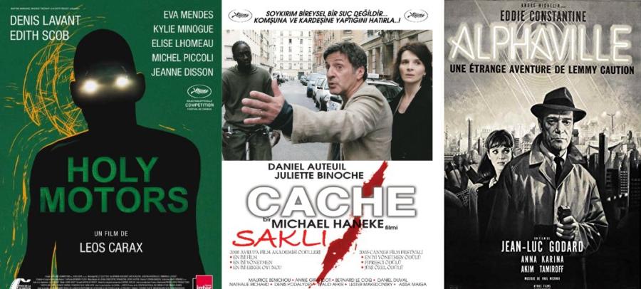 películas francesas fundamentales