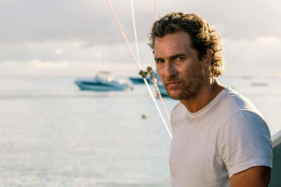 Matthew McConaughey Serenity OBSESIÓN