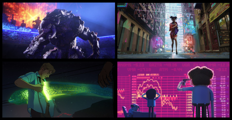 serie david fincher netfliz Love, Death and Robots