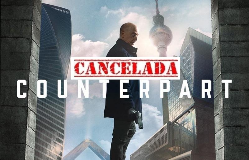 series canceladas 2019 counterpart