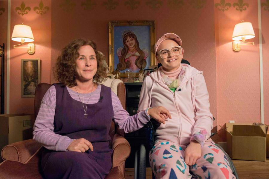 hulu serie Patricia Arquette the act Series que estrenan en Marzo de 2019