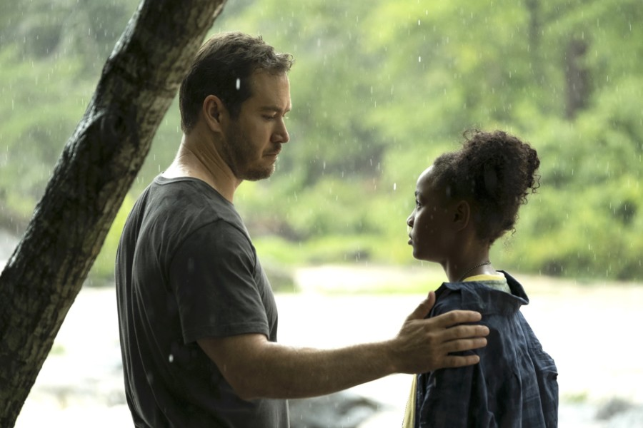ver the passage serie vampiros Mark-Paul Gosselaar ridley scott