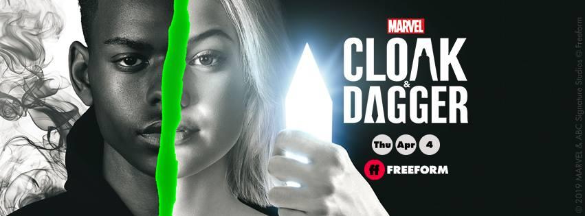 fecha Cloak & Dagger temporada 2