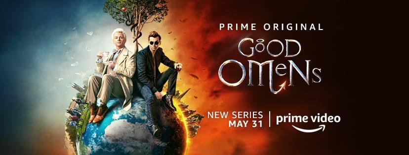 good omens fecha serie amazon prime video