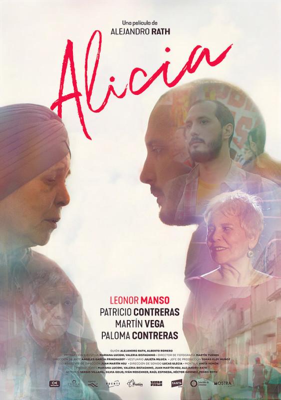 Alejandro Rath crítica película alicia