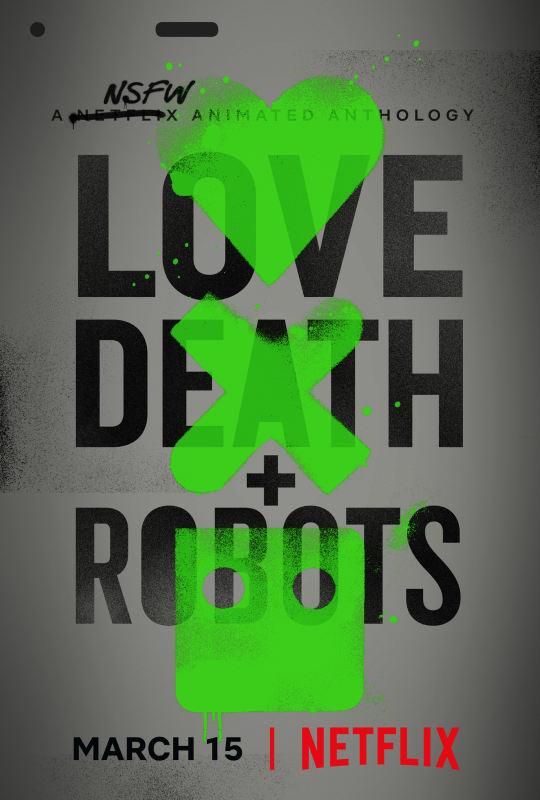 Love Death and Robots netflix crítica